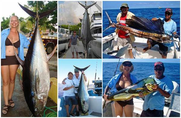 Mexico fishing sailfish wahoo dorado tuna for Punta mita fishing